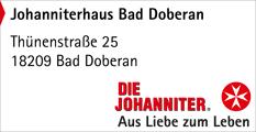 Die Johanniter sind Partner der gfg Rostock