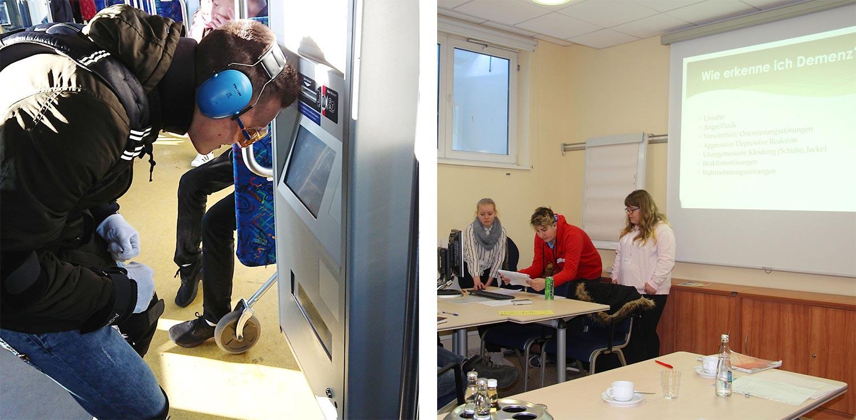 RSAG-Azubi-Projekt mit Schülern der gfg Rostock